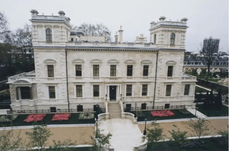 10 הבתים הכי יקרים בעולם