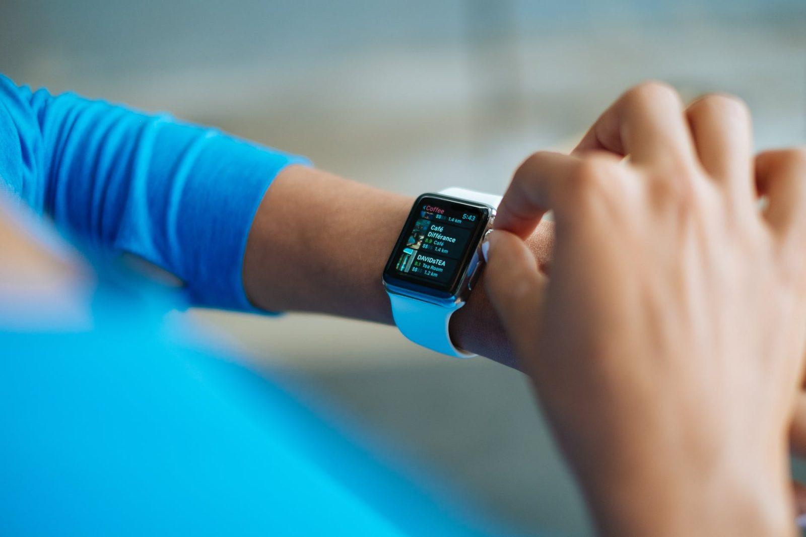 חדש: אפליקציית שטיפת ידיים לשעון החכם של סמסונג גלקסי המספקת תזכורות, טיימר