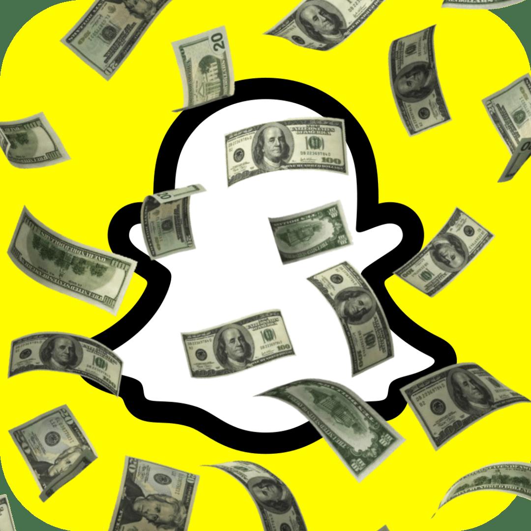 איך להרוויח כסף באינטרנט דרך אפליקציית סנאפצ'ט