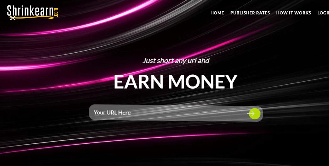 איך להרוויח כסף באינטרנט דרך קיצור כתובת url