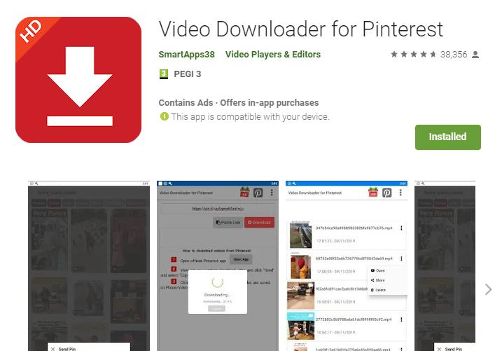 המדריך המלא: איך להוריד סרטונים מפינטרסט – Pinterest