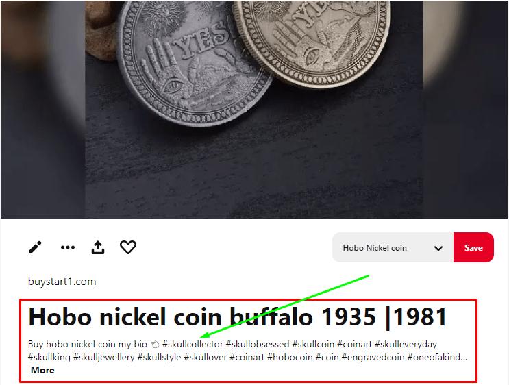 איך לעשות כסף (קידום) לחנות איביי דרך פינטרסט Pinterest