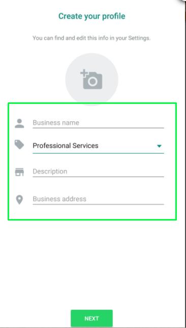 פתיחת חשבון וואטסאפ לעסקים - whatsapp Business