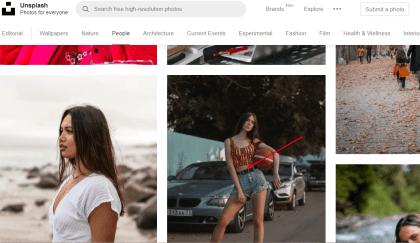 5 אתרי מאגר תמונות מעוצבות לאינסטגרם בחינם