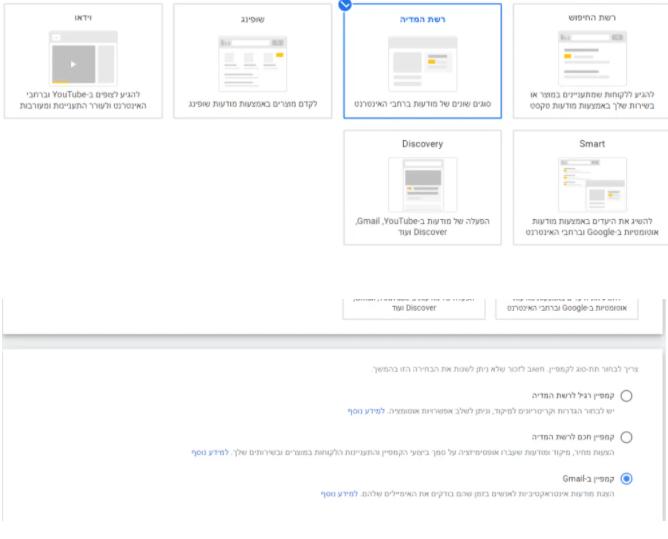 טיפים לשיווק ופרסום ממומן בג'ימייל של גוגל אדס - Gmail