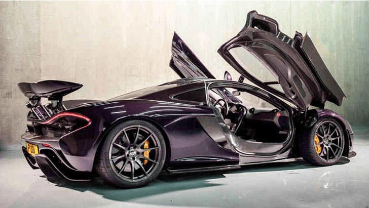 10 המכוניות הכי יקרות בעולם שנמכרו באיביי - Ebay