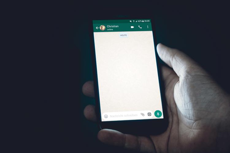 איך לשחזר הודעות צ'אט שנמחקו בוואטסאפ  - WhatsApp