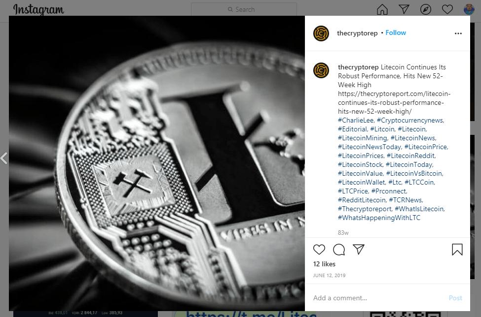 5 החלופות הכי טובות למטבע הביטקוין (מטבעות קריפטו) - Litecoin