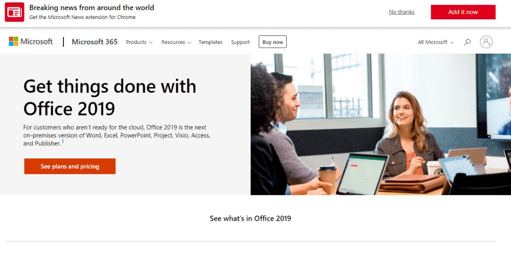 תוכנות לעריכת PDF (פי די אף) הטובות ביותר - מייקרוסופט וורד