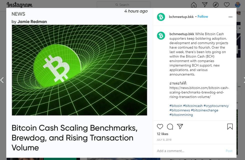 מטבע Bitcoin Cash (BCH) ביטקוין קאש