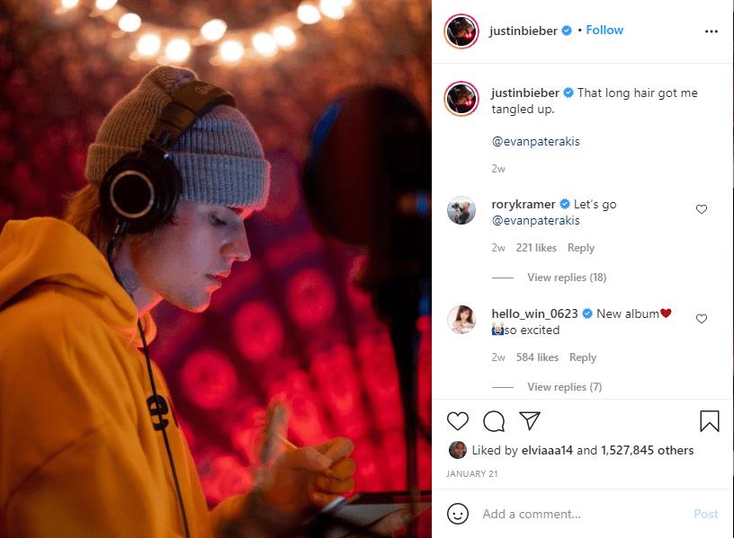 כמה כסף שווה הזמר כוכב הפופ הקנדי ג'סטין ביבר